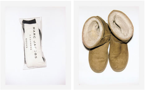 Marc Jacobs Cashmere Socks for men Ugg boots