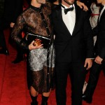 Marc Jacobs Met Gala 2012 Red Carpet