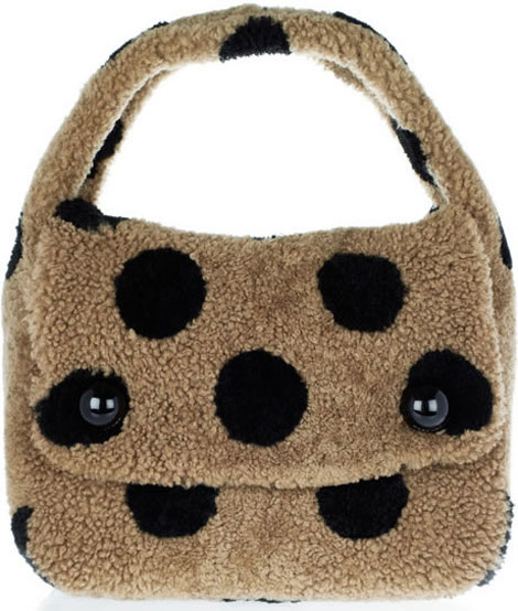 Marc Jacobs Spotted Teddies handbag