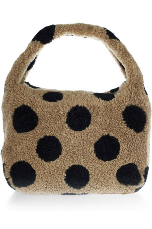 Marc Jacobs Spotted Teddies handbag fall winter 2011