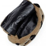 Marc Jacobs Spotted Teddies shearling handbag fall winter 2011