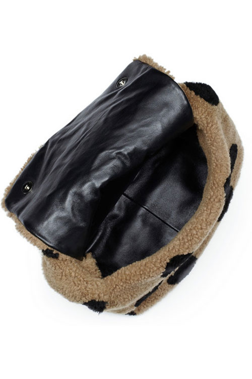 Marc Jacobs $1,495 Teddies Bag