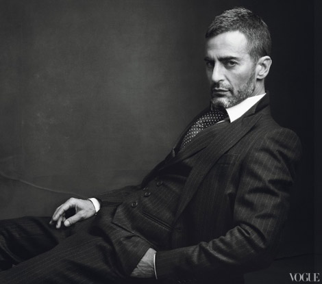 Marc Jacobs photographed by Annie Leibovitz
