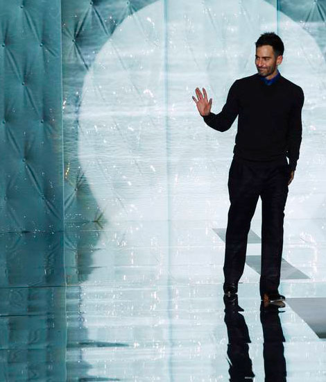Louis Vuitton's Marc Jacobs Exhibition Confirms Dior Position?