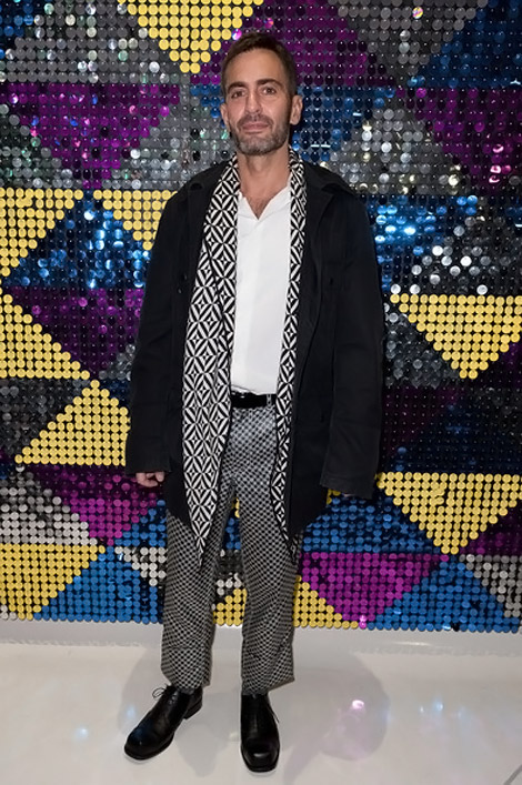 Marc Jacobs wearing pants