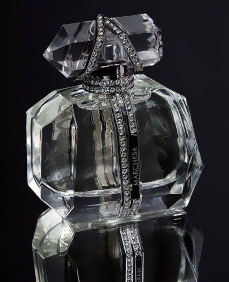 Marchesa Perfume d'Extase, First Marchesa Fragrance