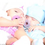 Mariah Carey Nick Cannon Roc and Roe twin babies