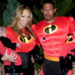 Mariah Carey Nick Cannon twin babies