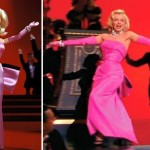 Marilyn Gentlemen Prefer Blondes barbie doll