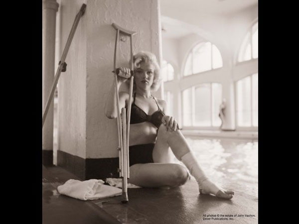 Marilyn Monroe bathing suit new pictures