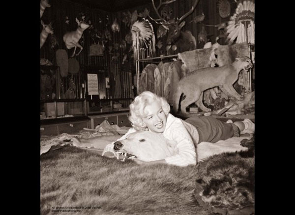 Marilyn Monroe new images