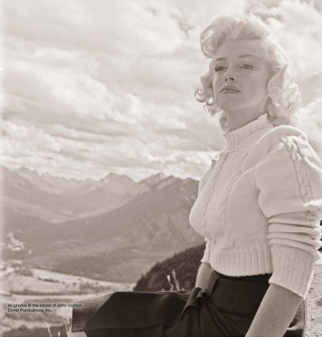 Marilyn Monroe pictures from 1953