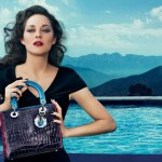 Marion Cotillard Lady Dior Hollywood ads