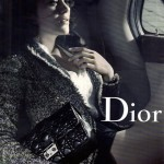 Marion Cotillard Miss Dior bags fall 2011 campaign