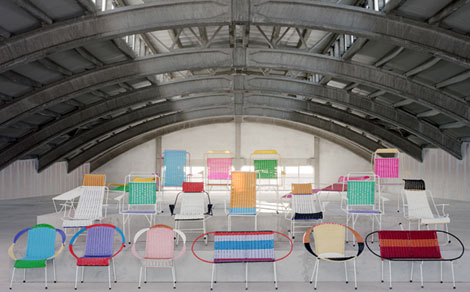 Marni Chairs collection