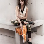 Marni H and M collection Aymeline Valade