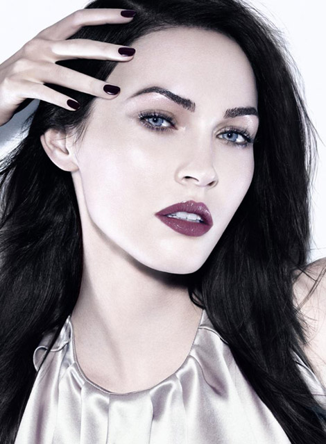 Megan Fox New Armani Beauty 2012 Campaign And Korean Ads Images