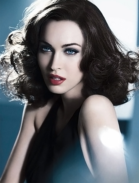 Megan Fox Stunningly Beautiful In New Armani Campaign
