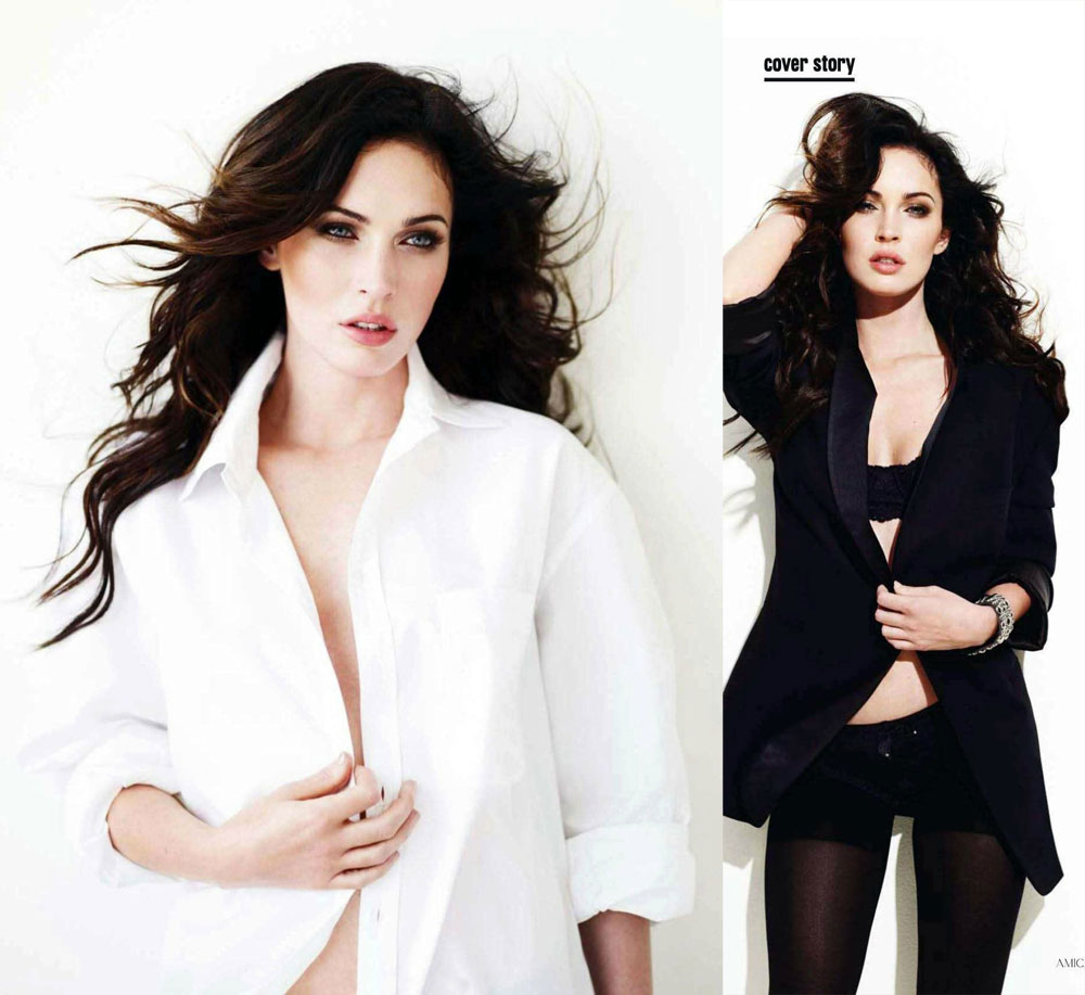 Megan Fox pictures September magazine