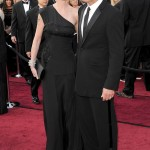 Melanie Griffith Antonio Banders 2012 Oscars Red Carpet
