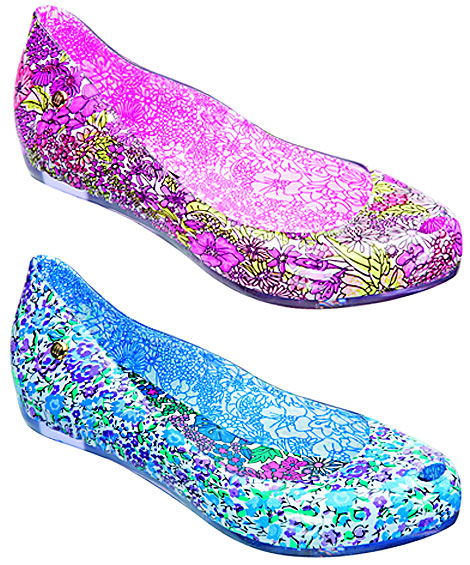 Flowers At Your Feet: Liberty Melissa Ultragirl Flats