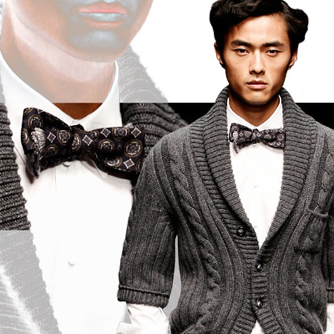 Men Must Wear: Bow Ties