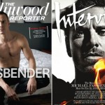 Michael Fassbender covers