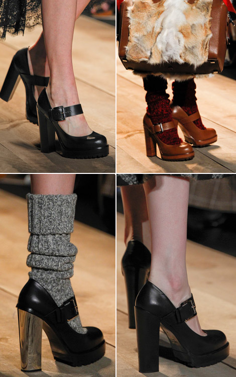 Michael Kors Shoes Fall Winter 2012 2013