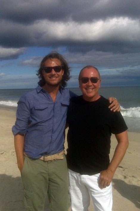 Congrats To Newlyweds Michael Kors And Lance Le Pere!