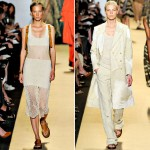 Michael Kors whites spring summer 2012