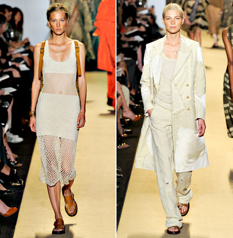 Michael Kors Spring Summer 2012 Collection