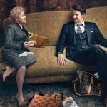 Michael Phelps Larisa Latynina Louis Vuitton Core Values ad campaign