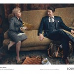 Michael Phelps Larisa Latynina Louis Vuitton Core Values campaign