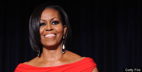 Michelle Obama only wears what she likes