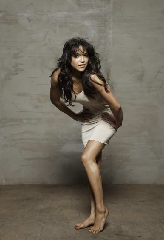 Michelle Rodriguez Fast and the Furious 2