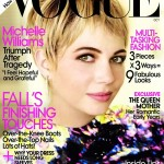 Michelle Williams Vogue October 2009 cover