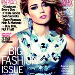 Miley Cyrus Marie Claire US September 2012 cover