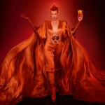 Milla Jovovich 2012 Campari Calendar