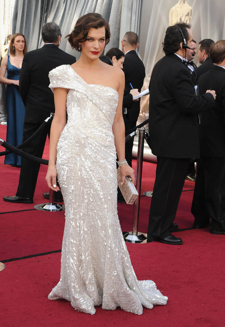 The precious 2012 oscars red carpet dresses stylefrizz - Dresses from the red carpet ...