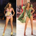 Miranda Kerr s outfits for Victoria s Secret 2012 Fashion Show
