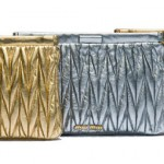 Miu Miu Olympic clutches