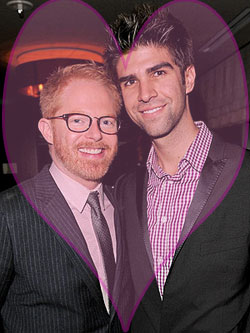 Modern Family s Jesse Tyler Ferguson with his Fiance