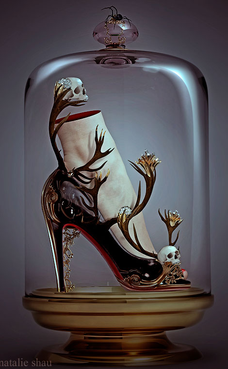 Most Beautiful Shoes Natalie Shau