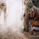 Mulberry Fall 2012 Wild Things ad campaign