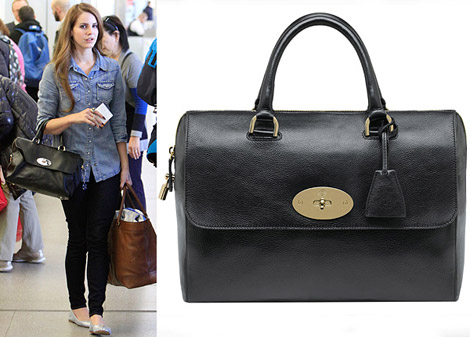 Mulberry Lana Del Rey Handbag Is Available
