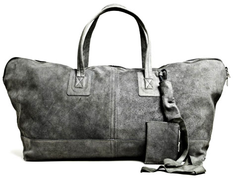 The New Must Have Traveller Bag By Rick Owens