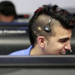 NASA guy Mohawk