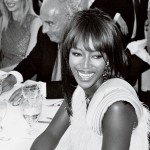 Naomi Campbell invited at Kate Moss wedding