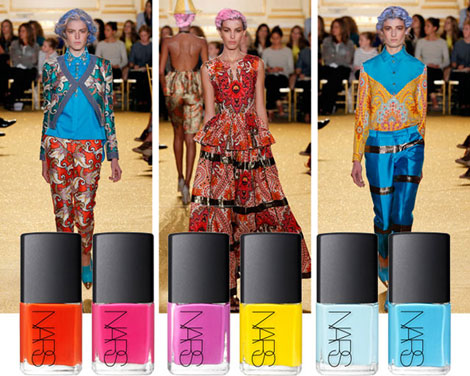 Nars Thakoon Nail Polish Collection