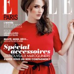 Natalie Portman little red Elle Cover
